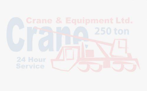 Crane and Equipments